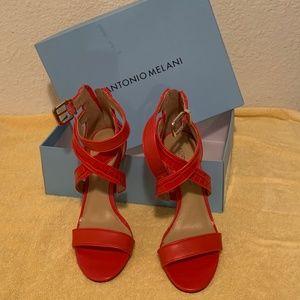 Stappy heels